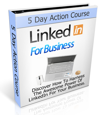 5 Day Linked in marketing coarse