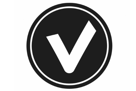 Vibe VA Logo The Letter V
